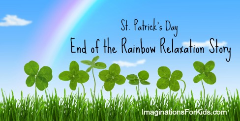 St Patrick's Day Relaxation Story